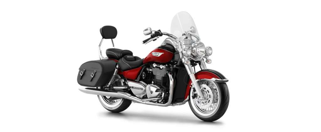 2018 Triumph Thunderbird Lt Review Total Motorcycle
