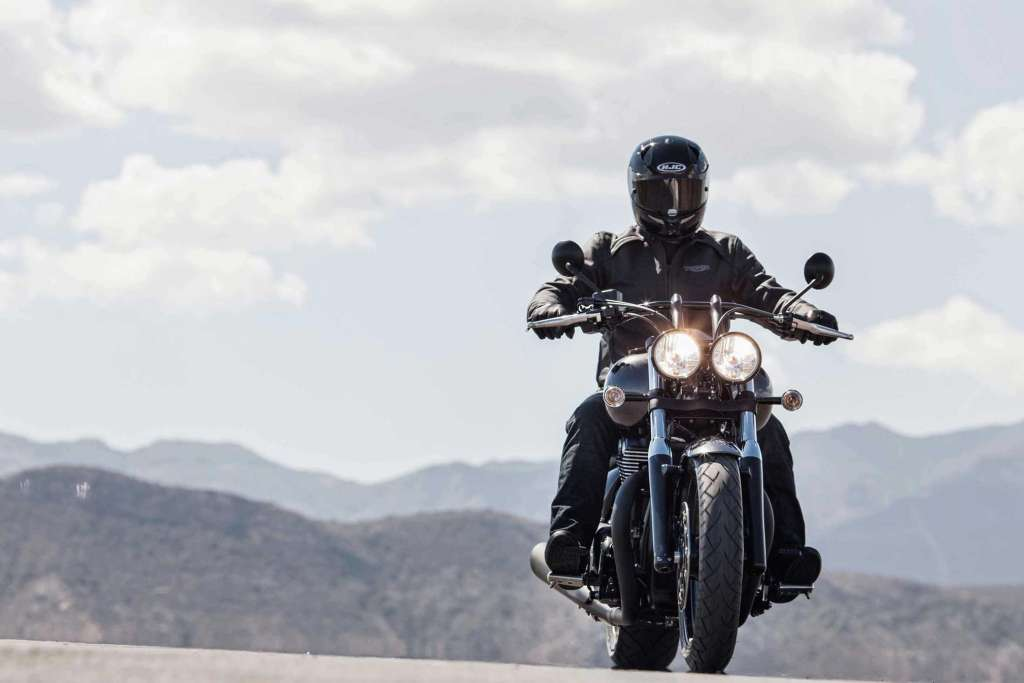 2018 Triumph Thunderbird Nightstorm Review Total Motorcycle