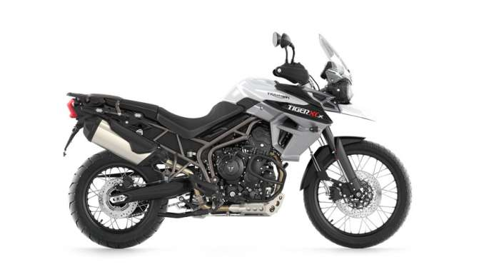 2018 Triumph Tiger 800XCx Low