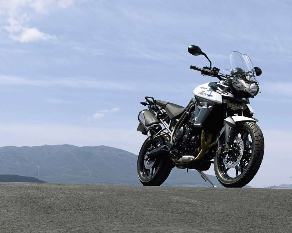 2018 Triumph Tiger 800xr Review Total Motorcycle