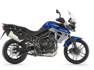 2018 Triumph Tiger 800XRx Low