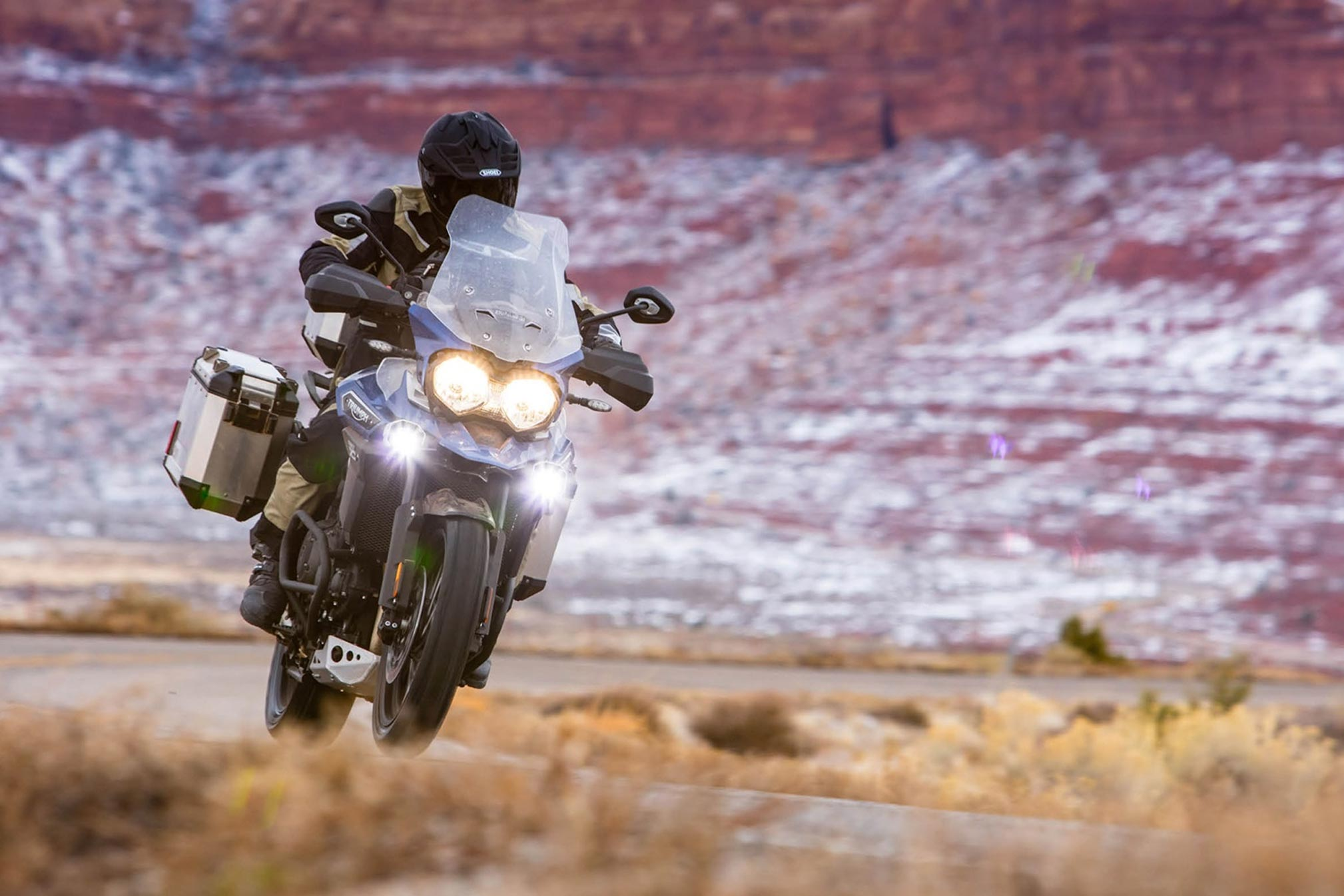 Triumph Tiger Explorer >> 2018 Triumph Tiger Explorer XCa Review • TotalMotorcycle