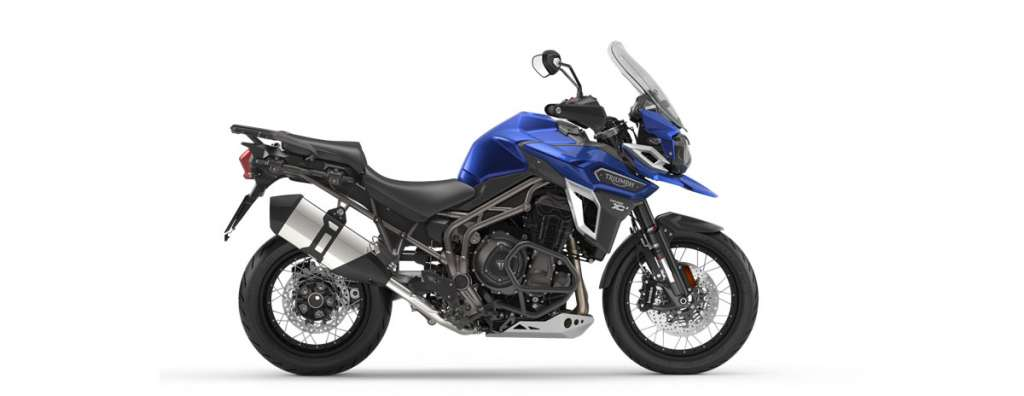 2018 Triumph Tiger Explorer XCx Low