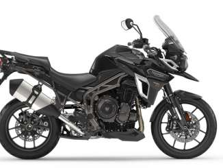 2018 Triumph Tiger Explorer XR