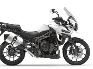 2018 Triumph Tiger Explorer XRx Low