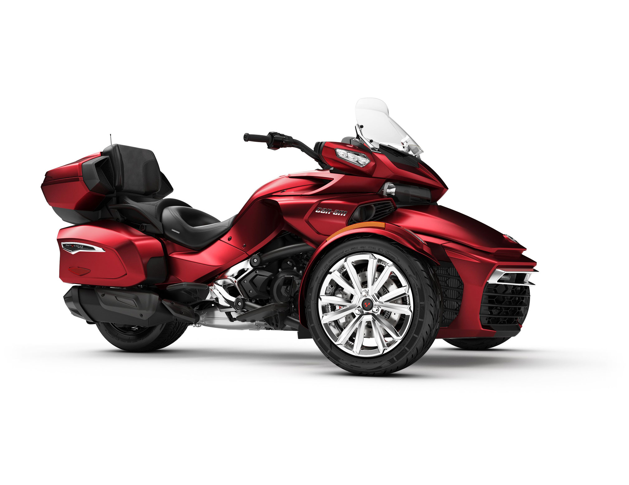 2018 can am spyder f3 limited review totalmotorcycle. Black Bedroom Furniture Sets. Home Design Ideas