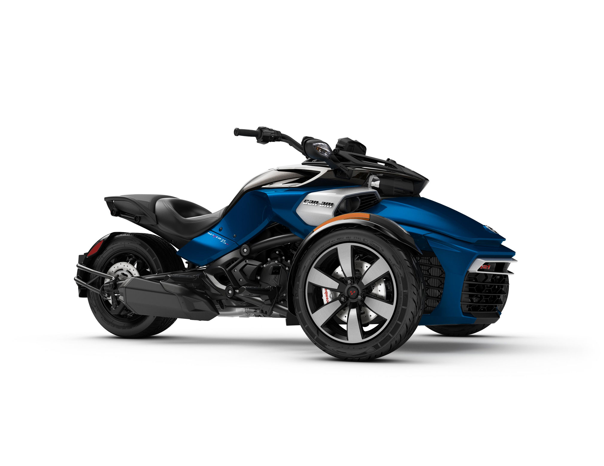 2018 can am spyder f3 s review total motorcycle. Black Bedroom Furniture Sets. Home Design Ideas