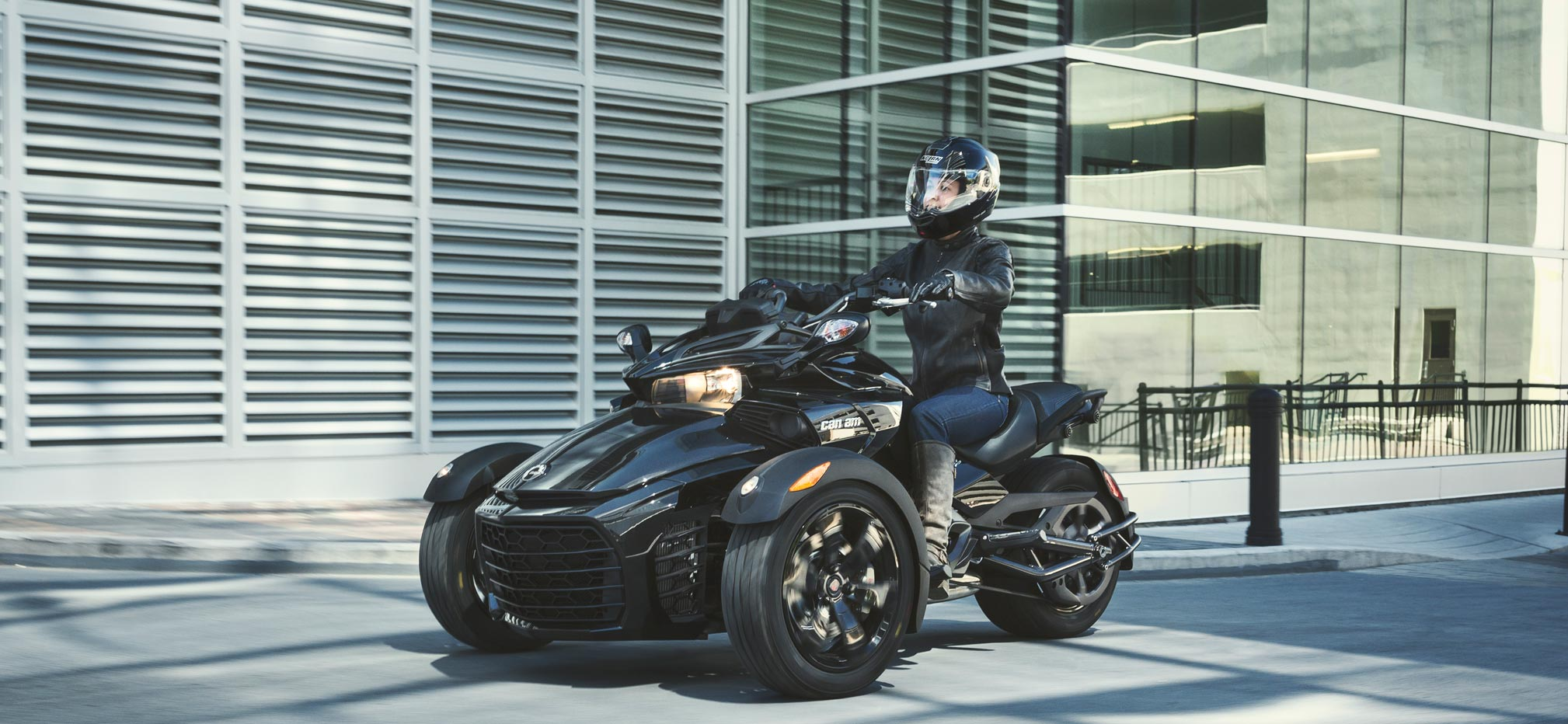 2018 Can-Am Spyder F3