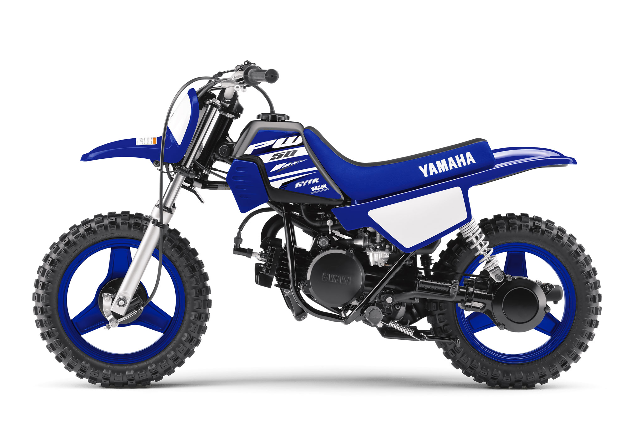Yamaha Cc Dirt Bike With Training Wheels