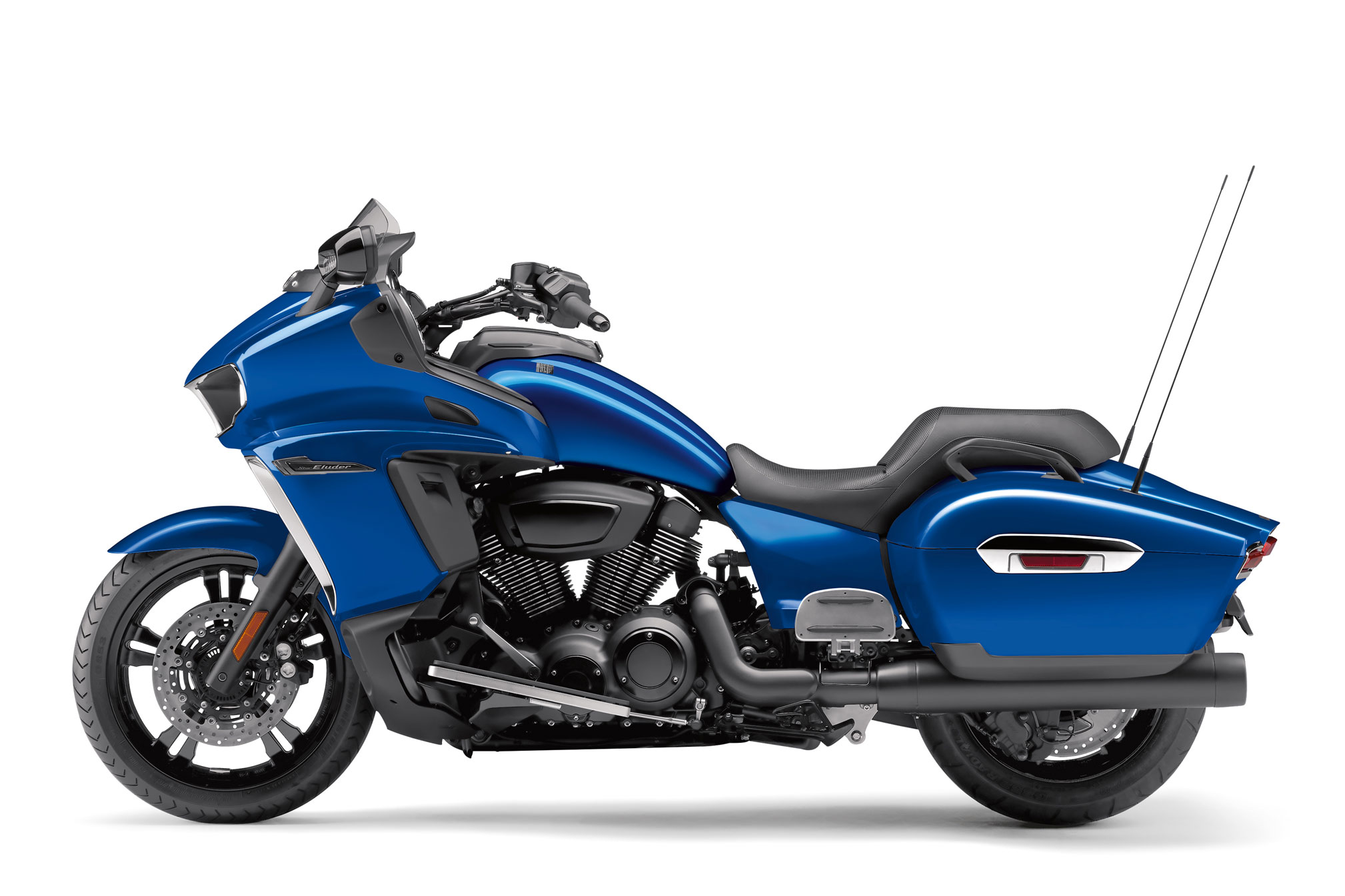 2018 Yamaha Star Eluder Review