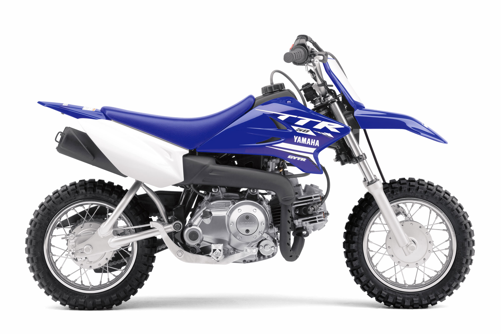 Electric Yamaha Dirt Bike