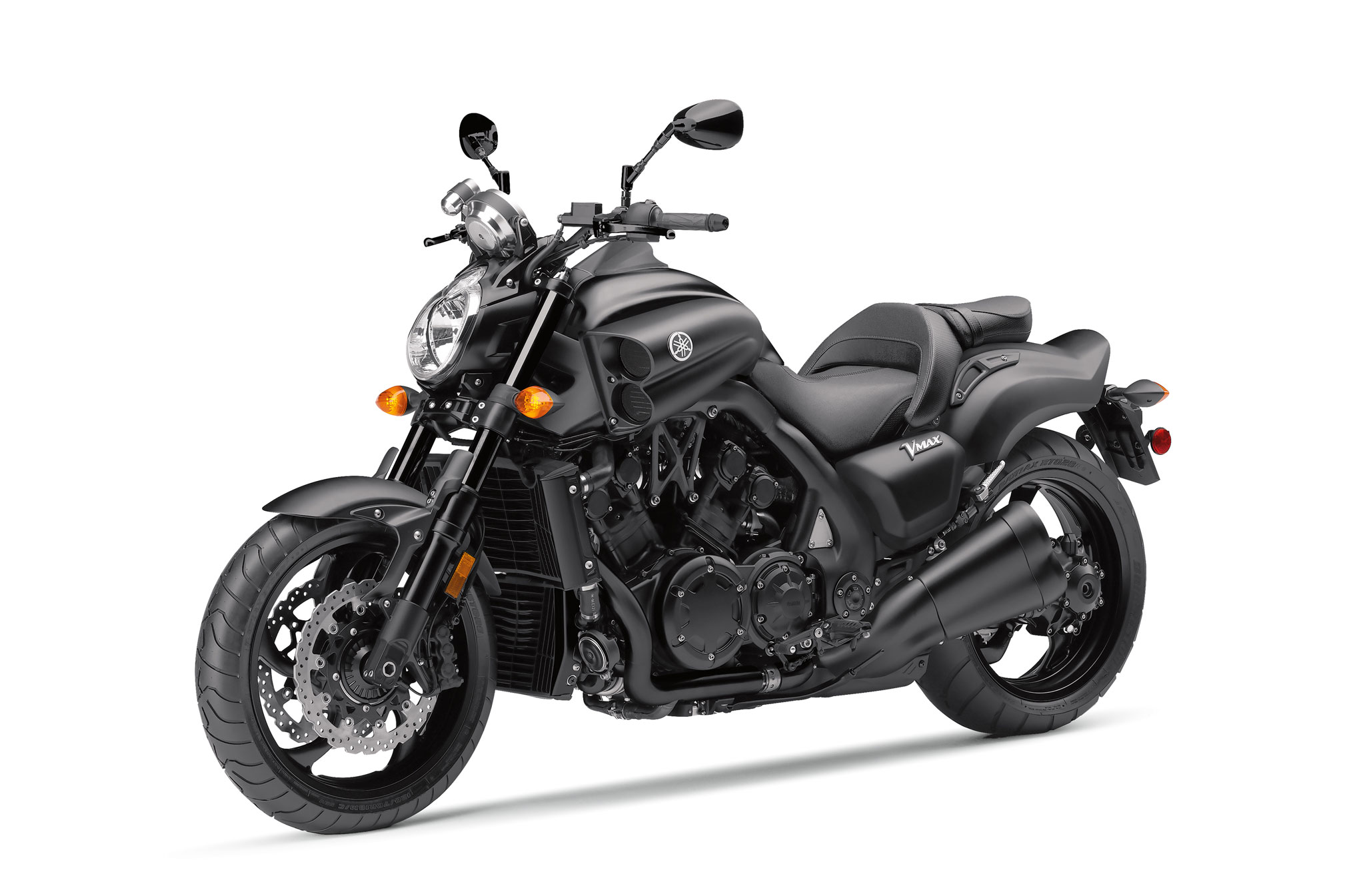 2018 Yamaha VMAX (VMX17) Review • Total Motorcycle