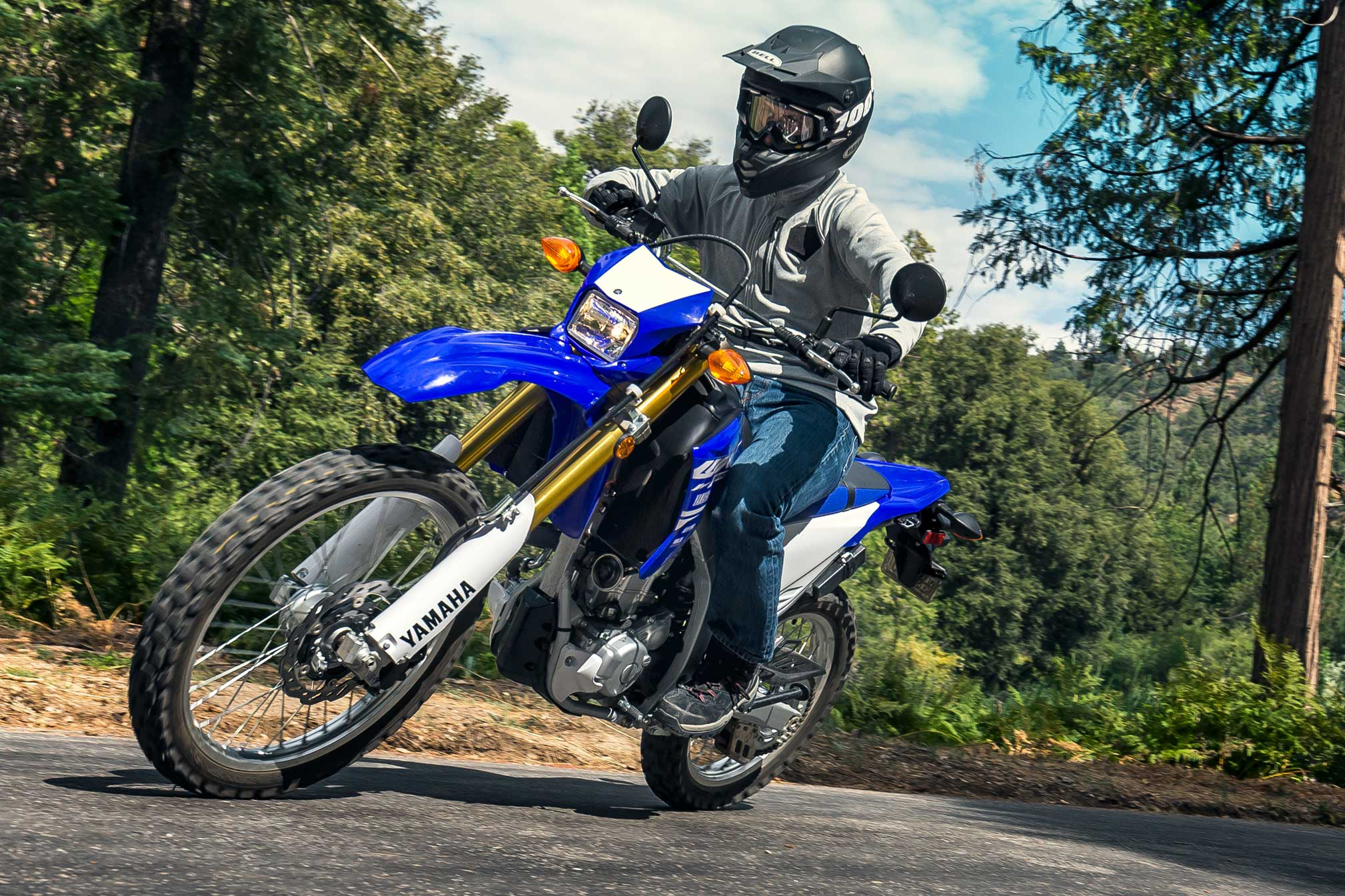 2018 yamaha wr250r review total motorcycle. Black Bedroom Furniture Sets. Home Design Ideas