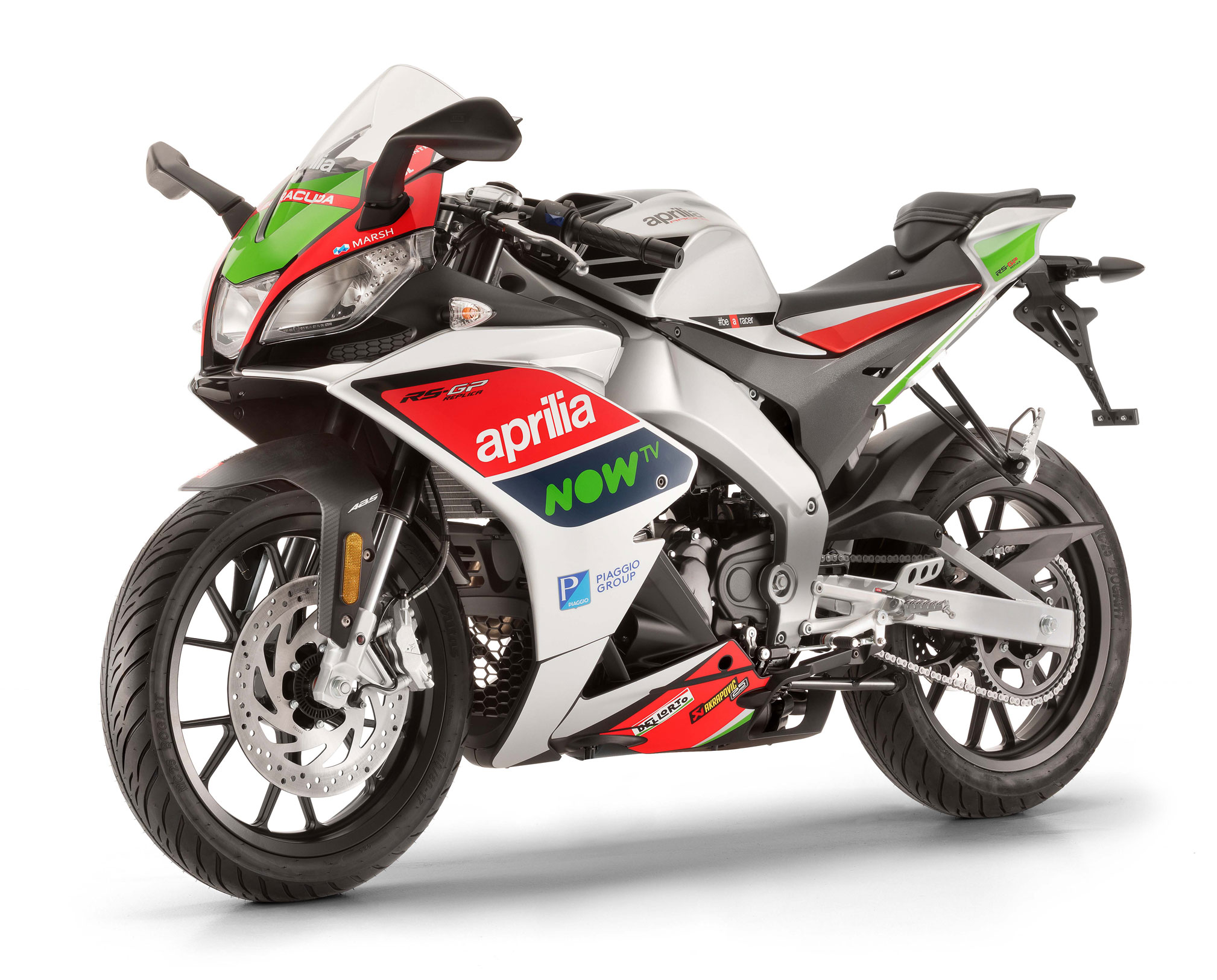 2018 Aprilia RS125 Replica GP