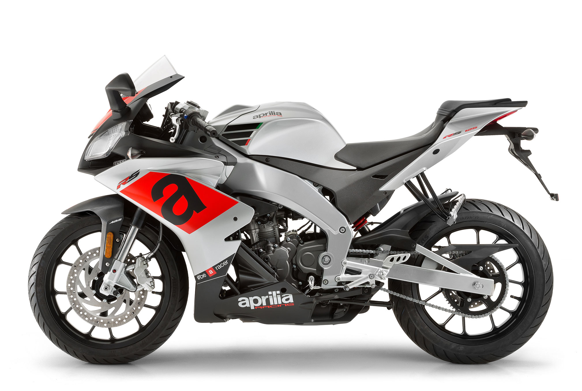 2018 aprilia rs125 review totalmotorcycle. Black Bedroom Furniture Sets. Home Design Ideas