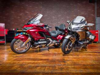 2018 Honda Gold Wing Tour Airbag Automatic DCT