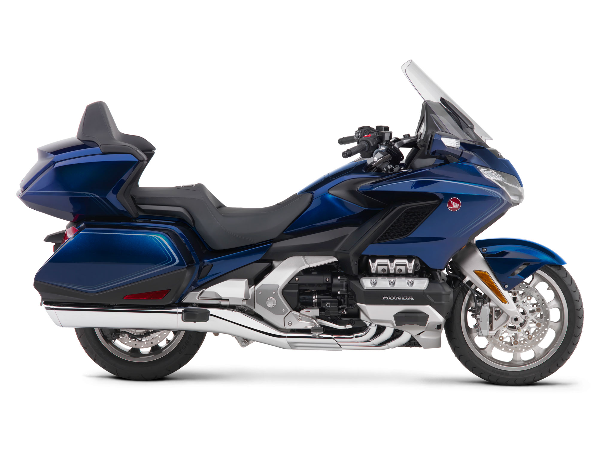 ... 2018 Honda Gold Wing Tour ...