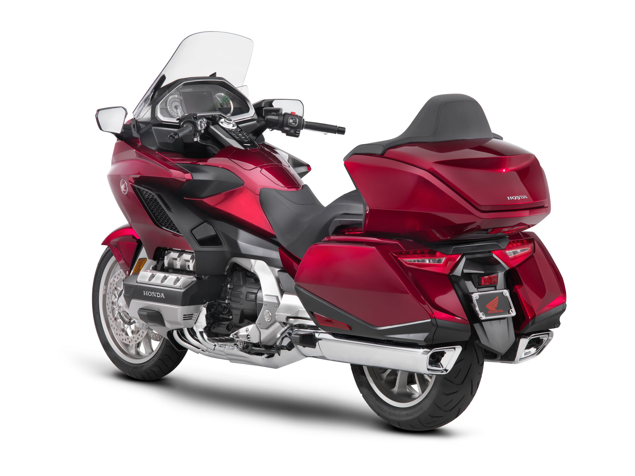 2018 Honda Gold Wing Tour Review Totalmotorcycle