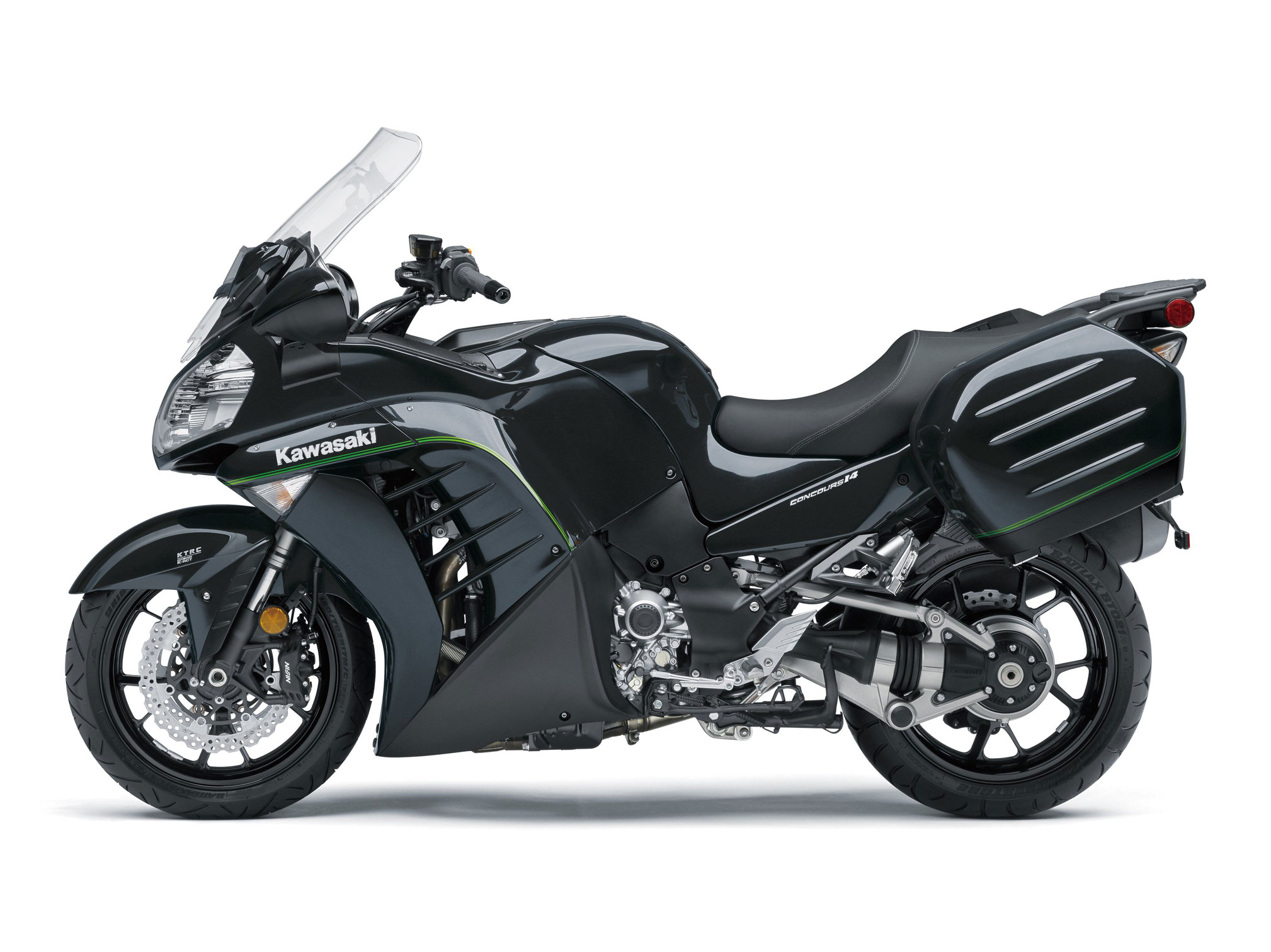 2018 Kawasaki Concours 14 ABS Review • TotalMotorcycle