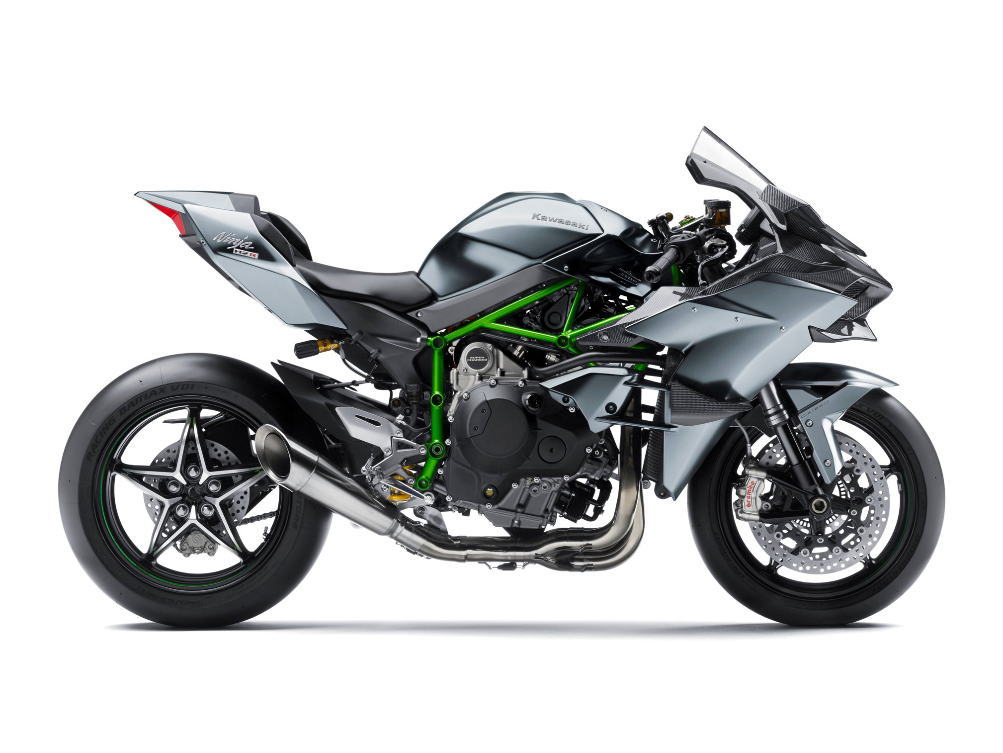 2018 kawasaki ninja h2r review total motorcycle. Black Bedroom Furniture Sets. Home Design Ideas
