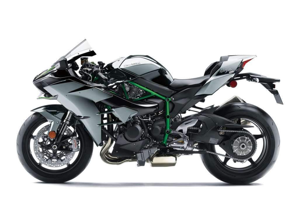 2018 Kawasaki Ninja H2 Review