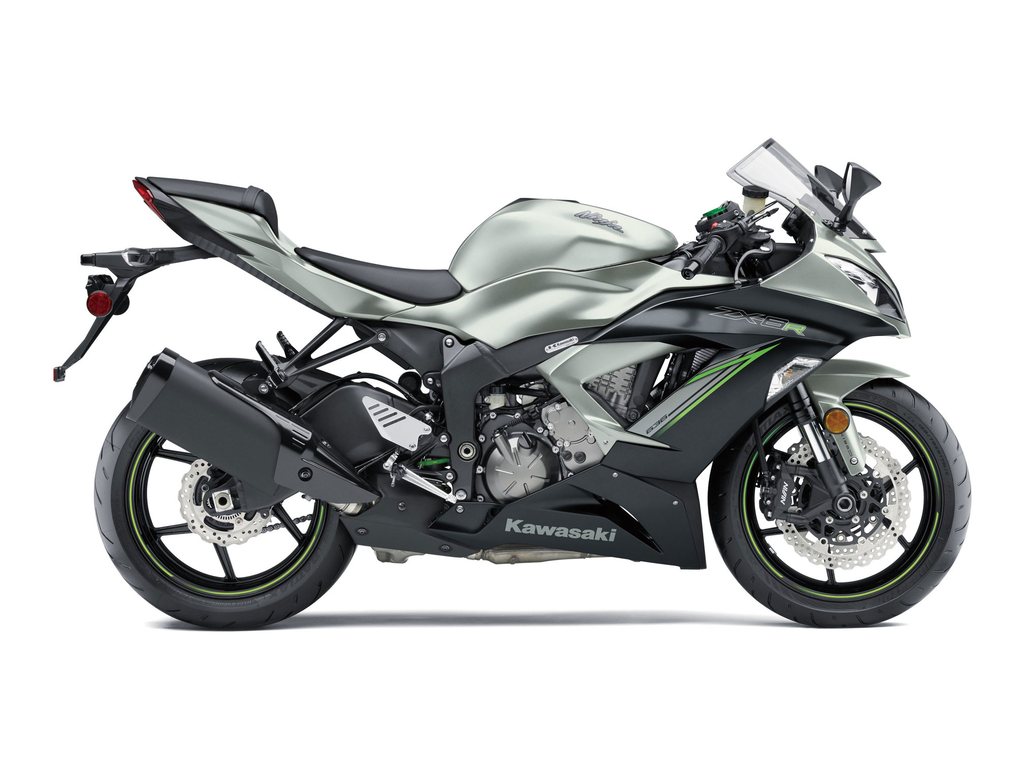 2018 kawasaki ninja zx 6r review totalmotorcycle. Black Bedroom Furniture Sets. Home Design Ideas