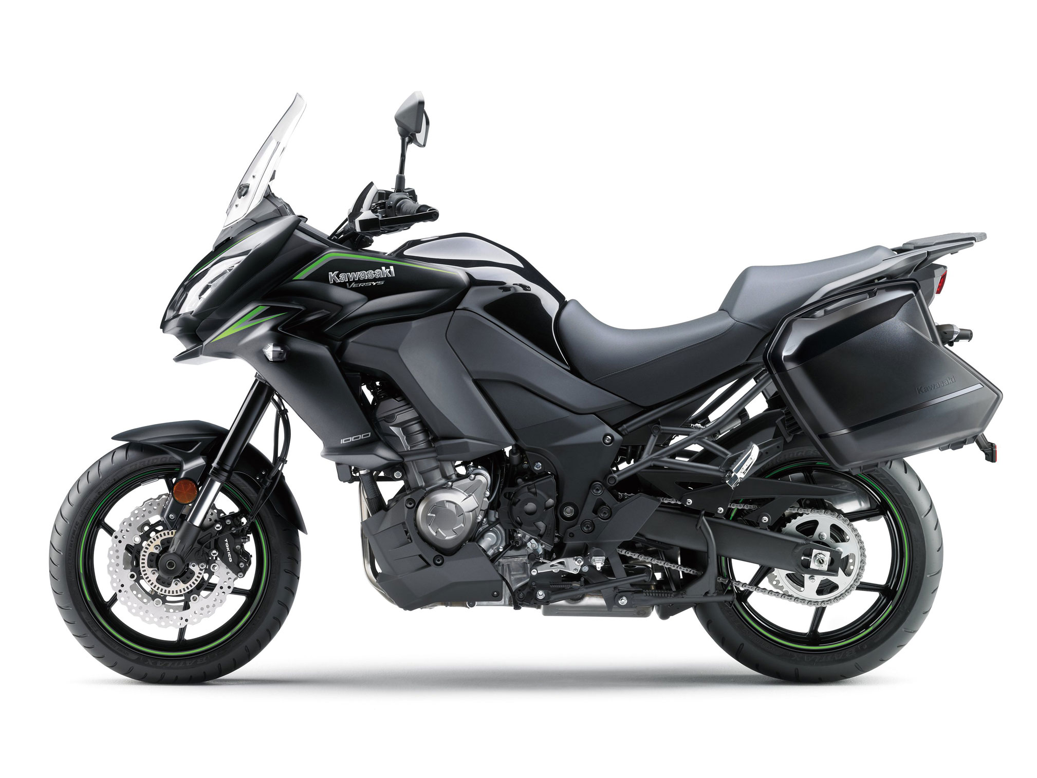 2018 kawasaki versys 1000 lt abs review totalmotorcycle. Black Bedroom Furniture Sets. Home Design Ideas