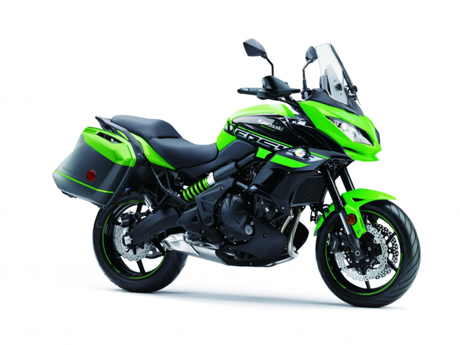 2018 kawasaki versys 650 abs lt se review totalmotorcycle. Black Bedroom Furniture Sets. Home Design Ideas