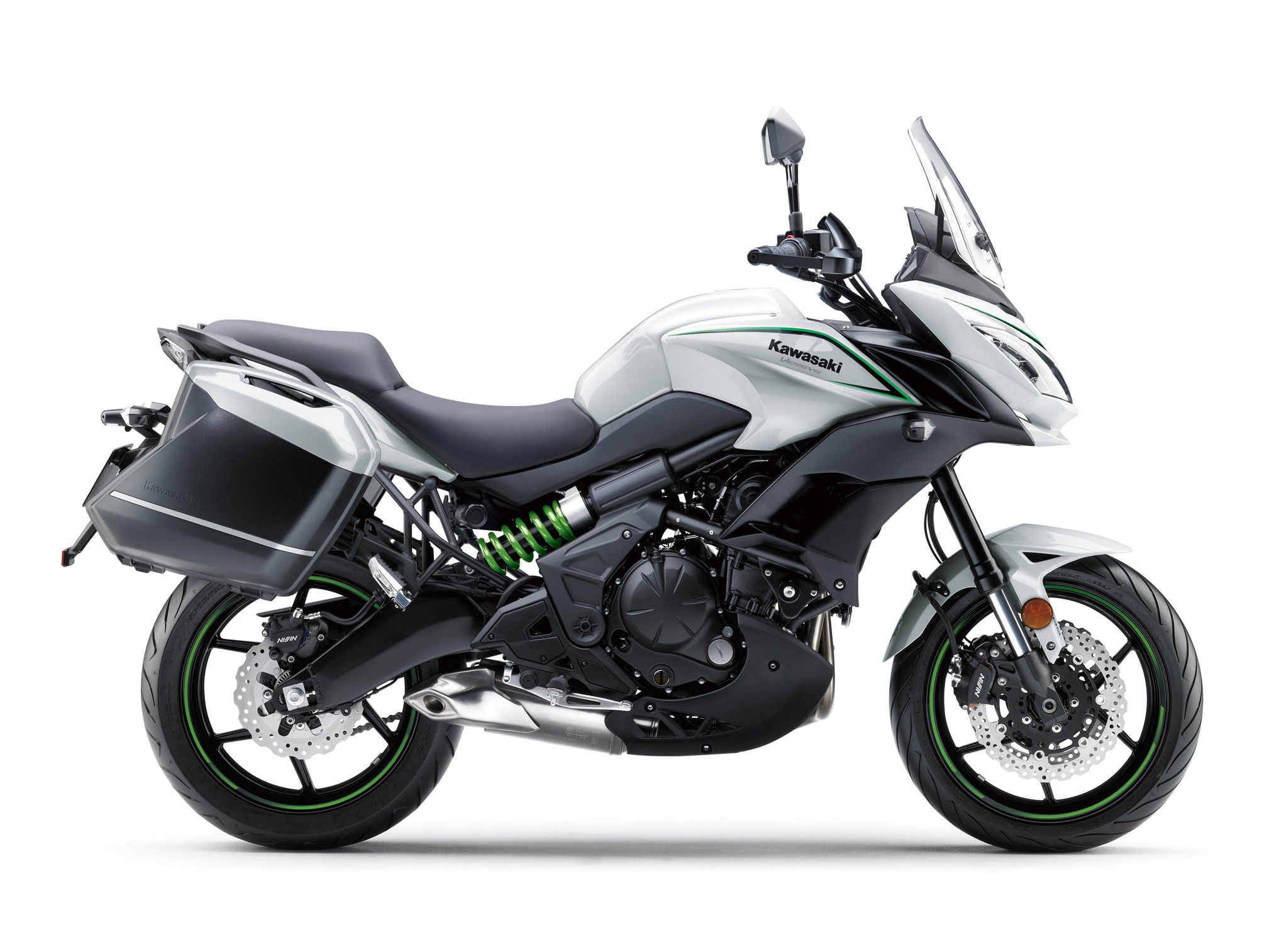 2018 kawasaki versys 650 lt abs review total motorcycle. Black Bedroom Furniture Sets. Home Design Ideas