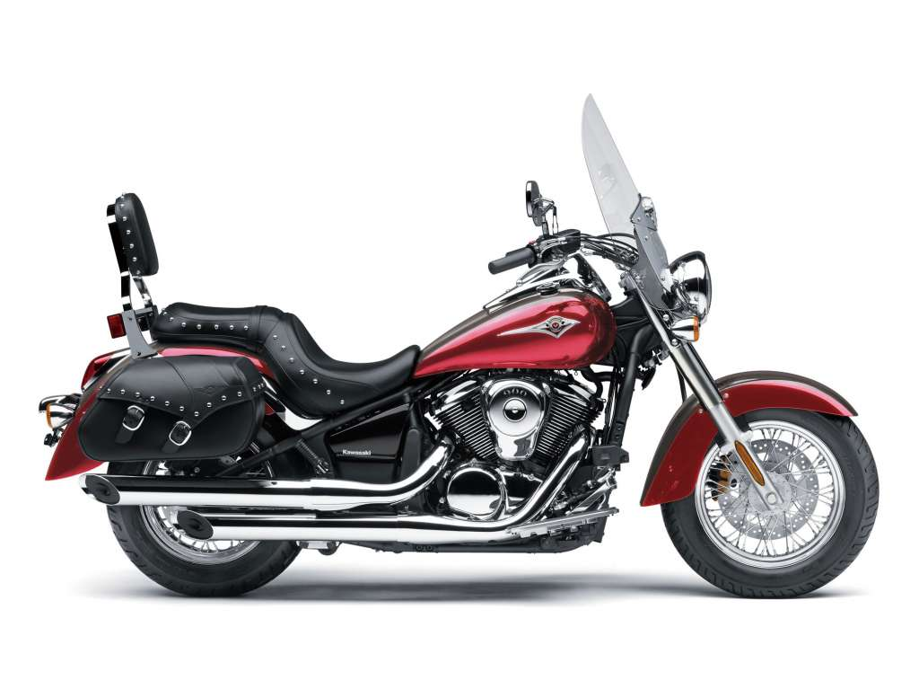 Kawasaki Vulcan Lt Review