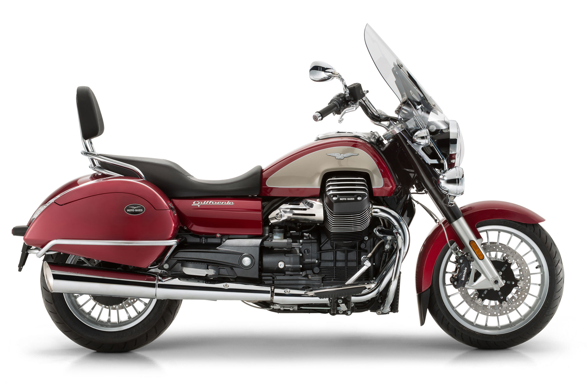2018 Moto Guzzi California Touring
