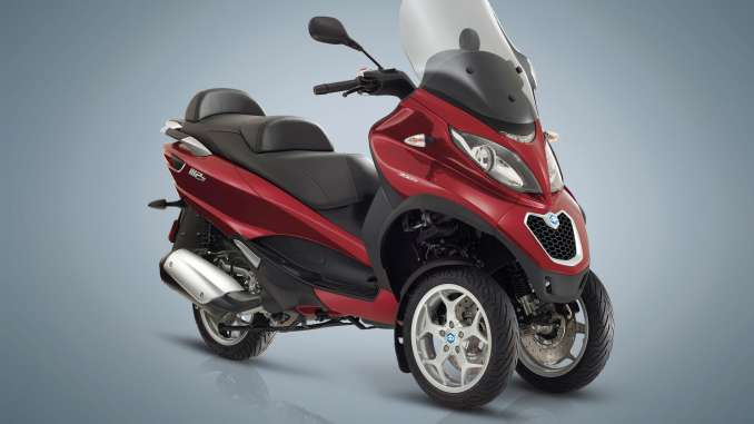 2018 Piaggio MP3 300 Business LT ABS-ASR