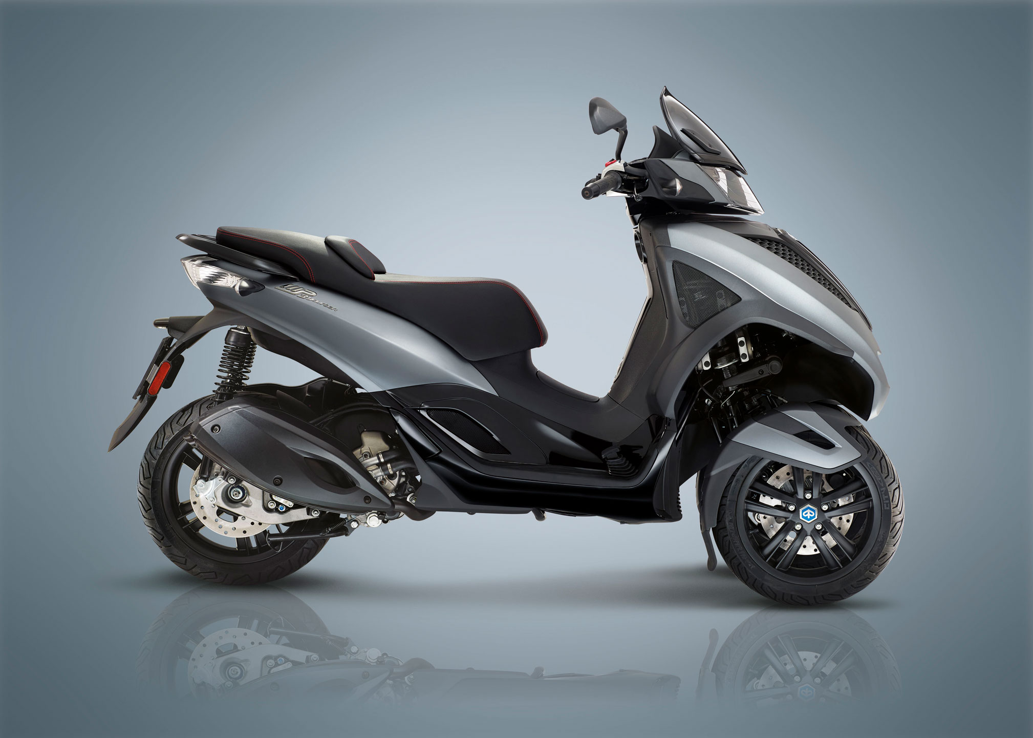 2018 Piaggio Mp3 300 Yourban Lt Review Total Motorcycle
