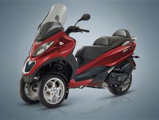 2018 Piaggio MP3 500 Business LT ABS/ASR