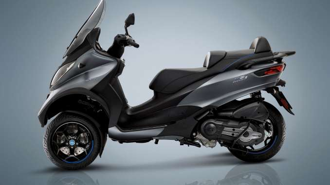 2018 Piaggio MP3 500 Special Edition LT ABS-ASR