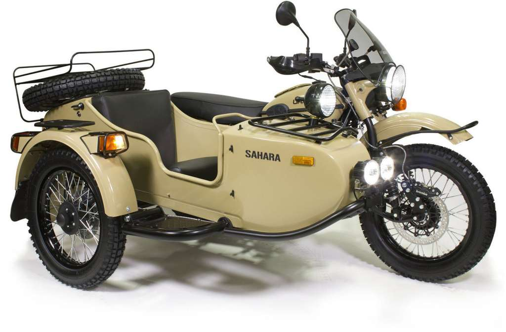 2018 Ural Gear Up Saraha