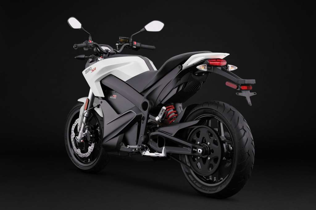 2018 Zero Sr Review Totalmotorcycle