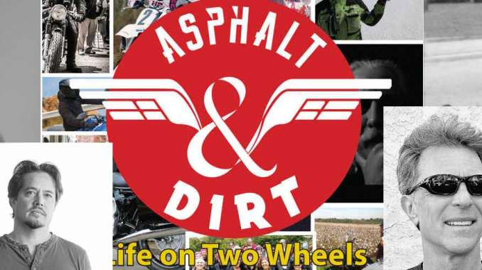 Asphalt and Dirt