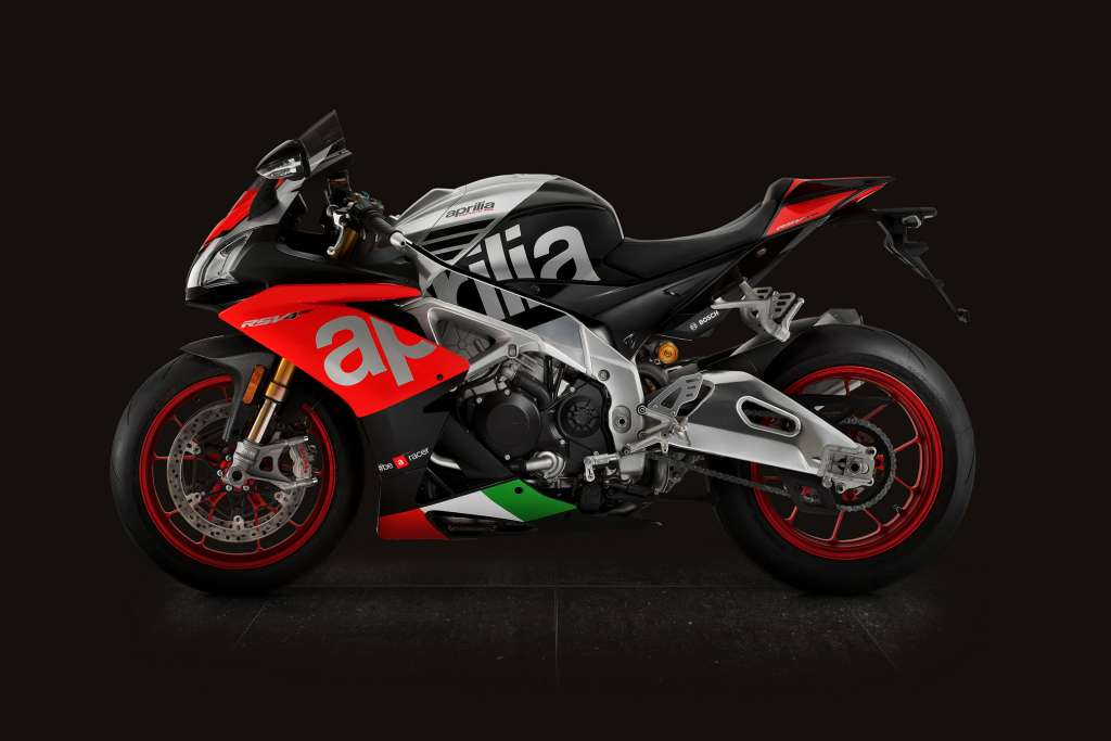 2018 Aprilia Rsv4 Rf Review Totalmotorcycle