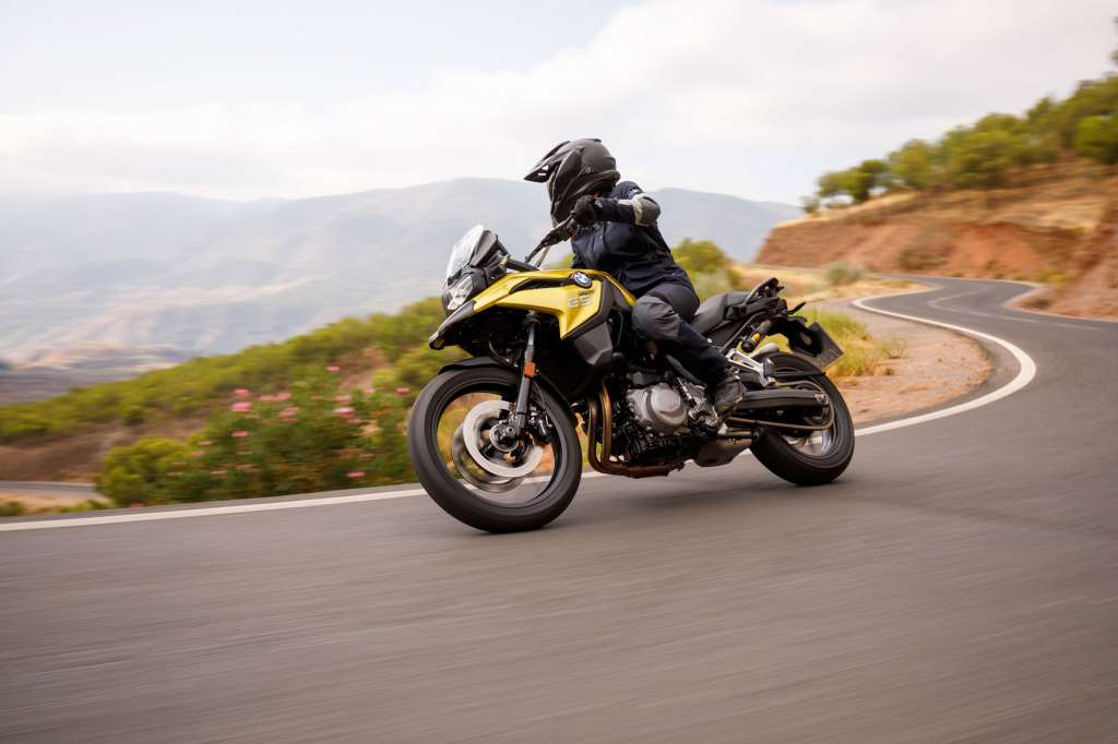2018 bmw f750gs review totalmotorcycle. Black Bedroom Furniture Sets. Home Design Ideas