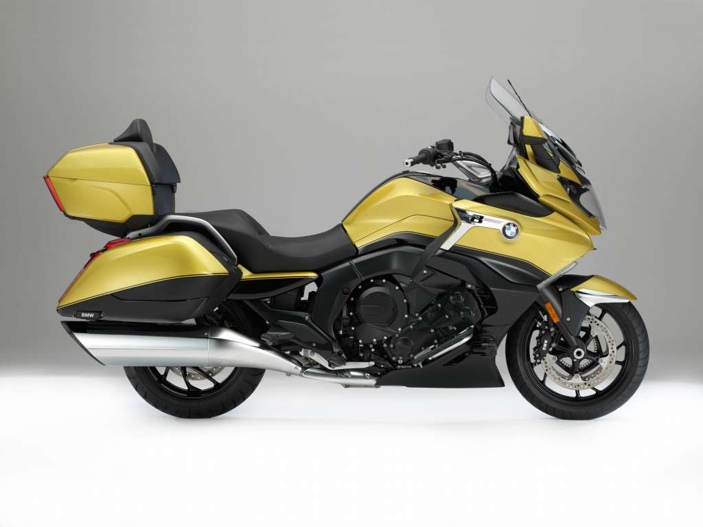 2018 Bmw K1600 Grand America Review Totalmotorcycle