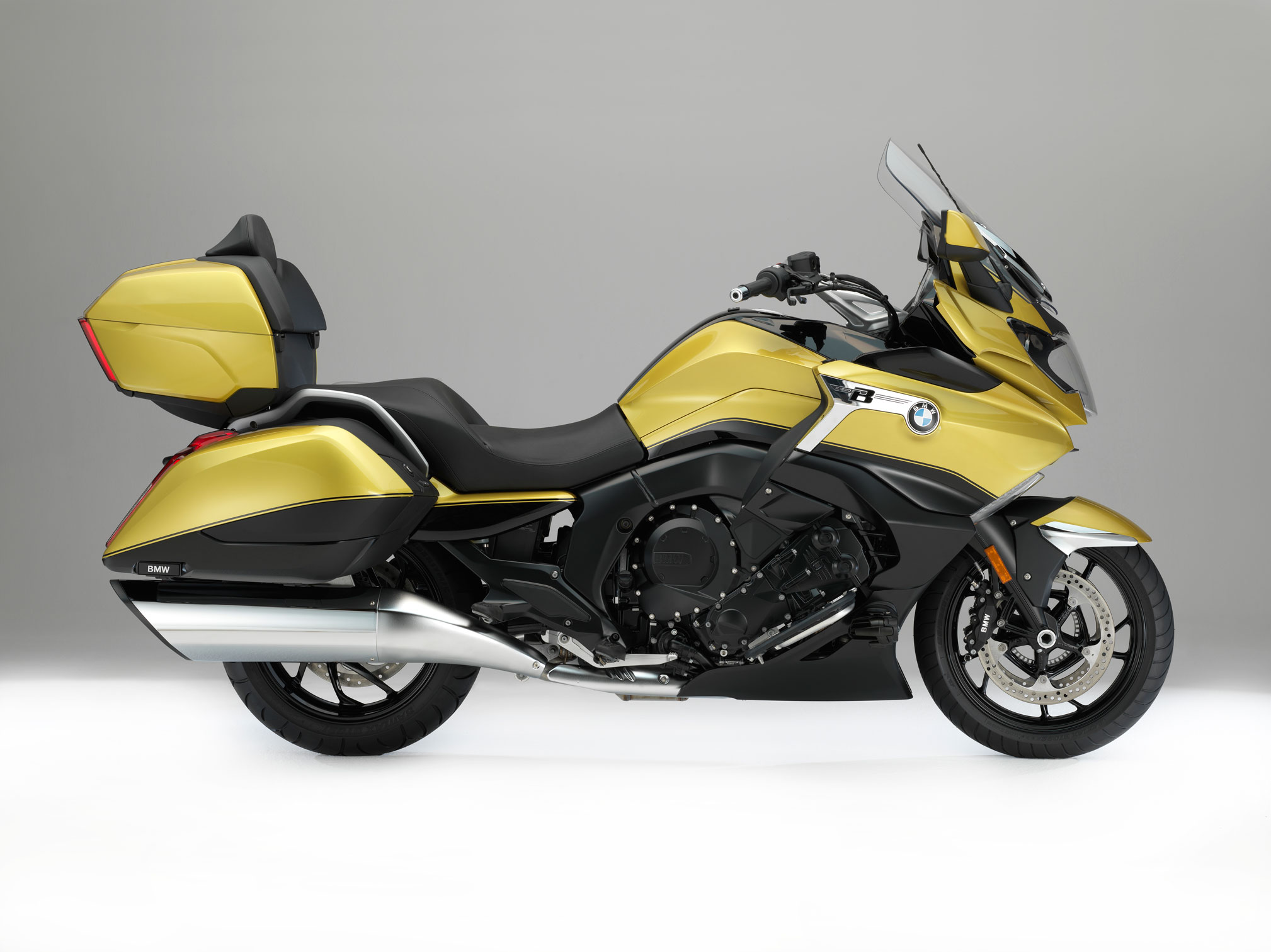 2018 BMW K1600 Grand America Review • Total Motorcycle