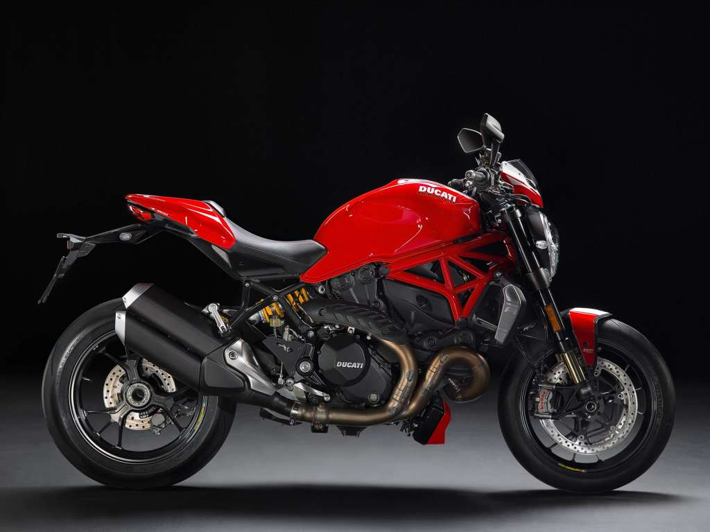 2018 ducati monster 1200r review total motorcycle. Black Bedroom Furniture Sets. Home Design Ideas