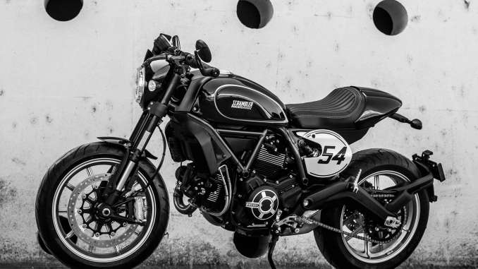 2018 Ducati Scrambler Cafe Racer Review Total Motorcycle