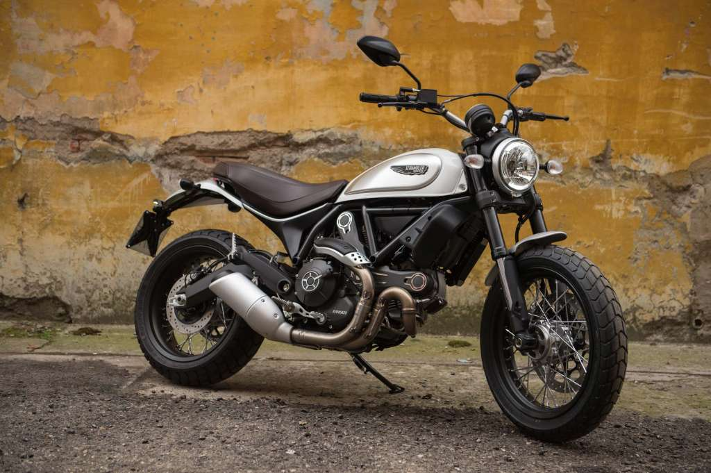 2018 Ducati Scrambler Classic Review Total Motorcycle