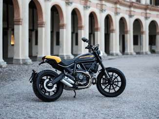 2018 Ducati Scrambler Full Throttle