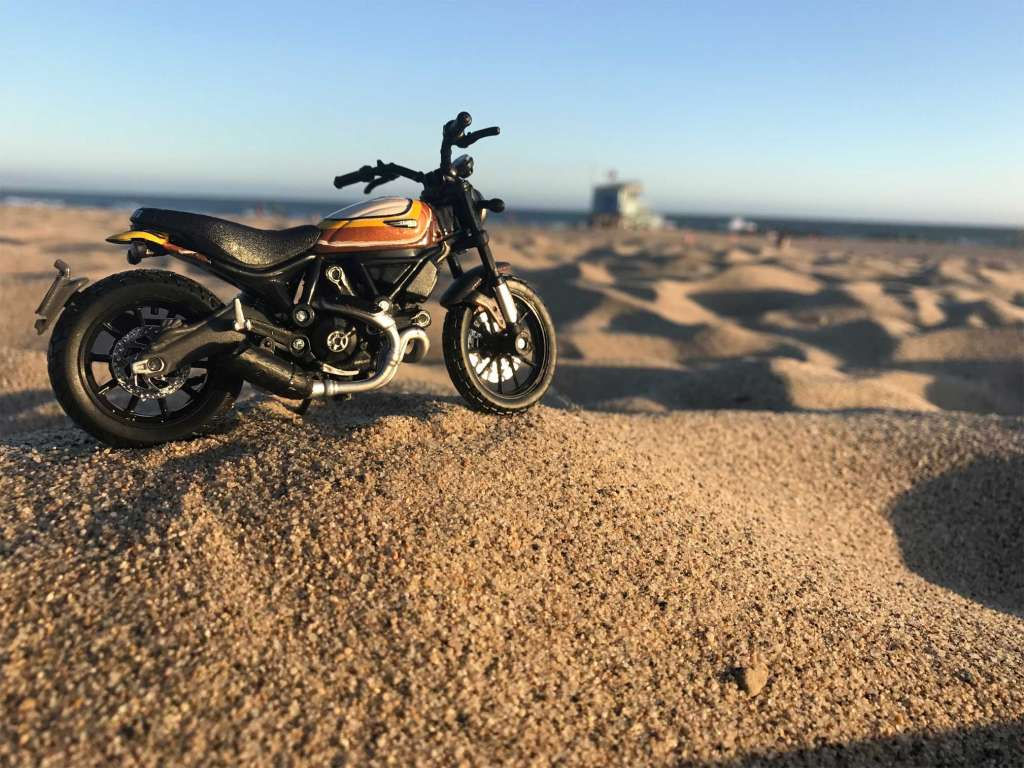 2018 Ducati Scrambler Mach 2.0 - Mock Up