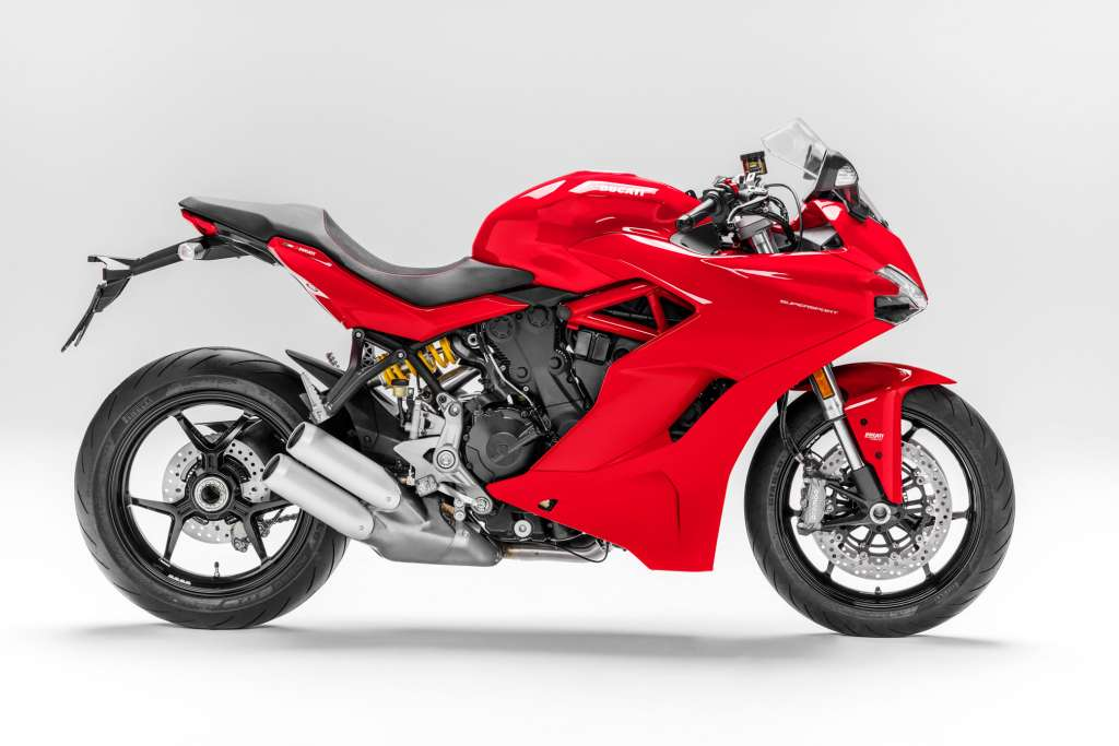 2018 Ducati SuperSport