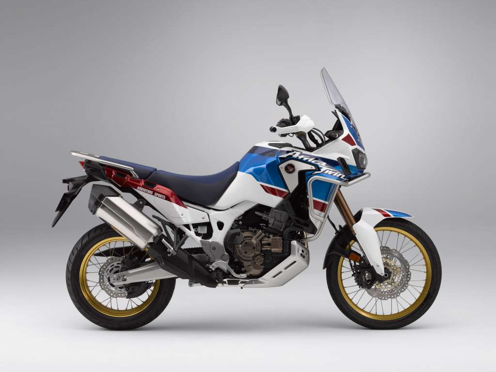 2018 Honda Africa Twin Adventure Sports CRF1000L2