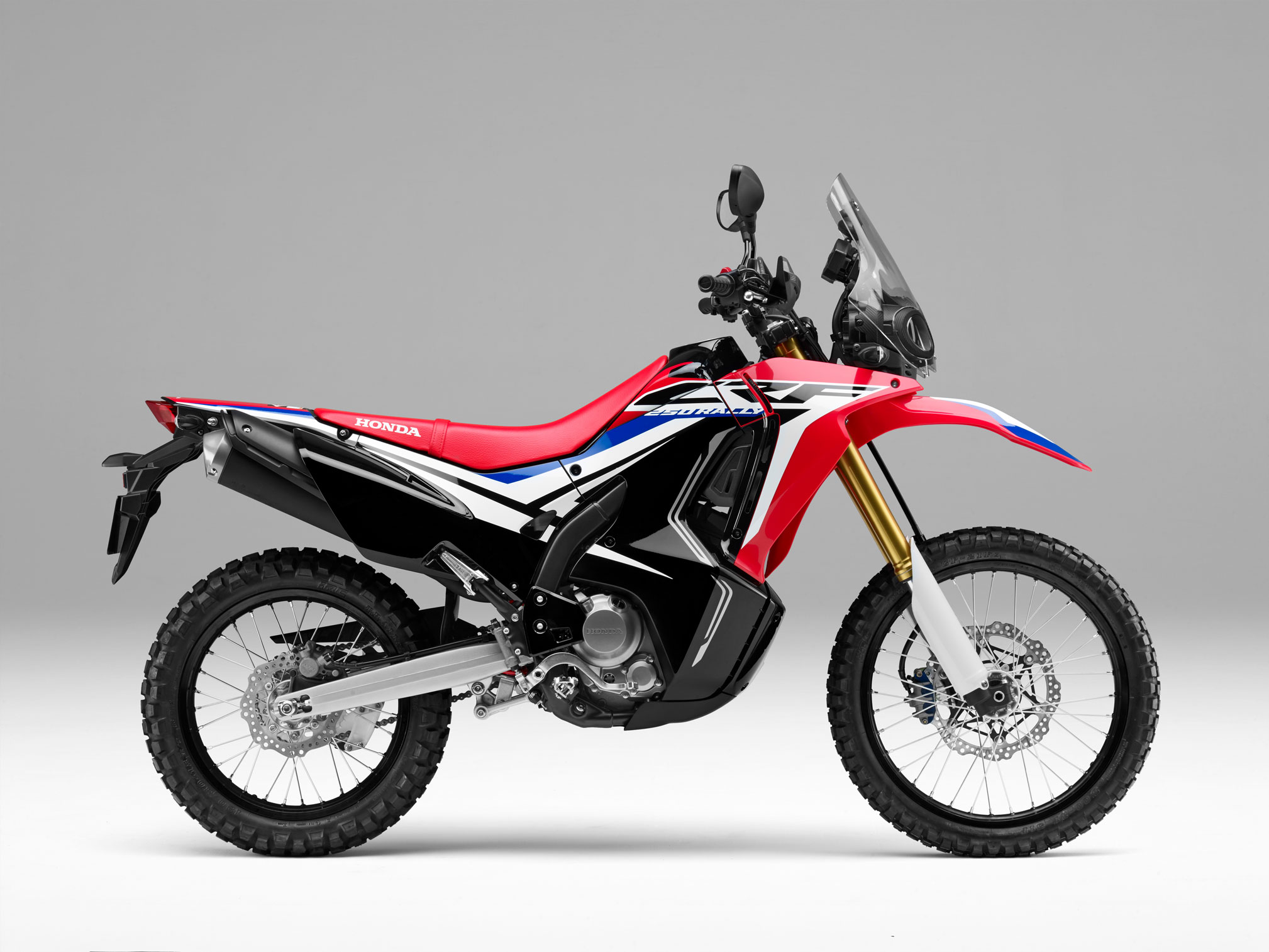 2019 Honda Crf250l Rally Abs Guide Total Motorcycle